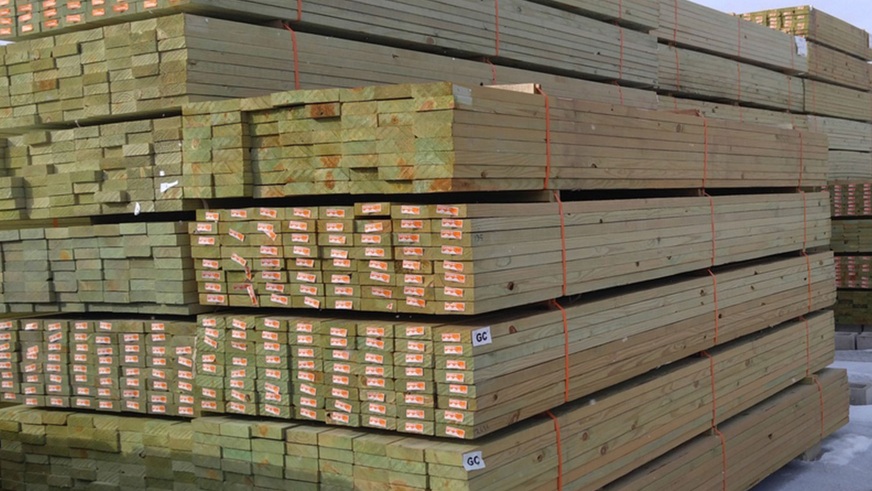 Building Materials T C Murphy Lumber